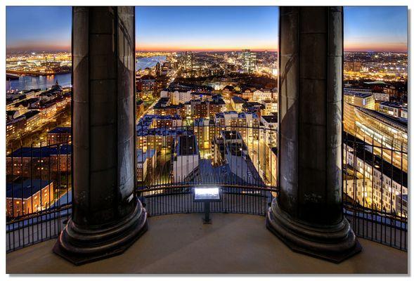 Sankt Pauli Nightfall
