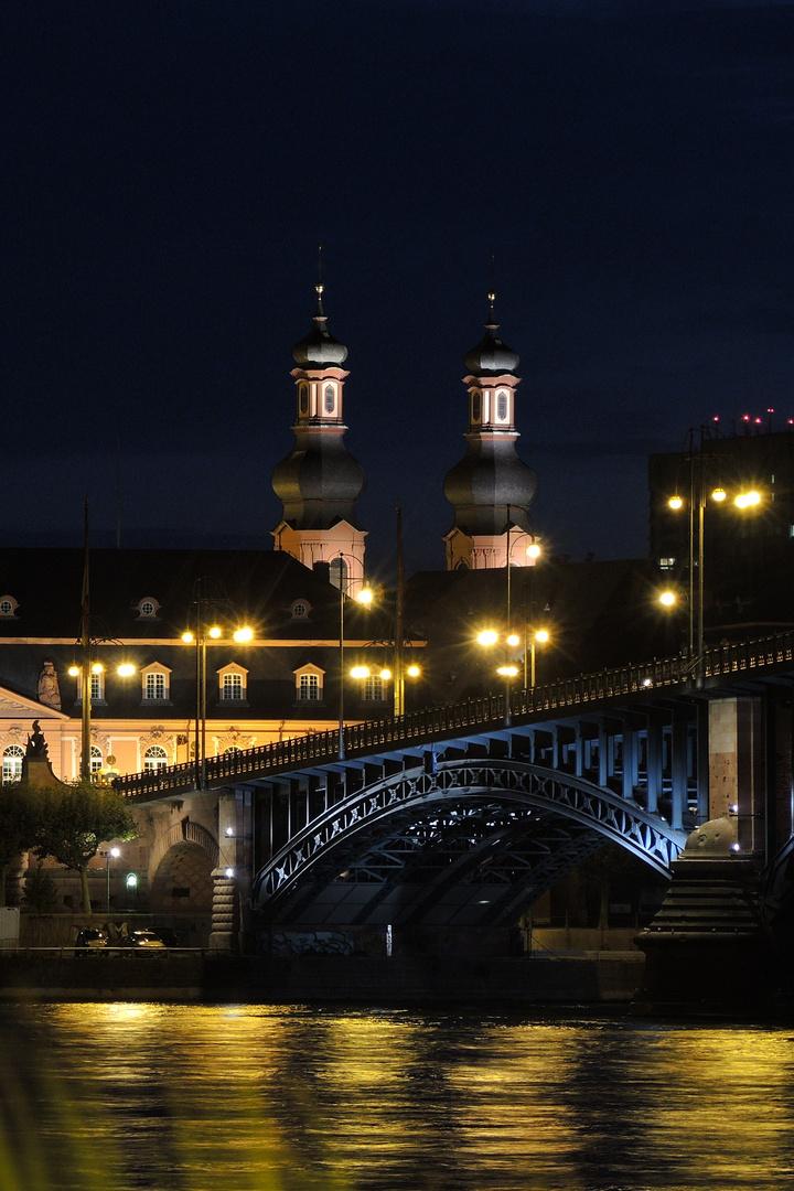 """"""" Sankt Peter auf der Brücke """""""