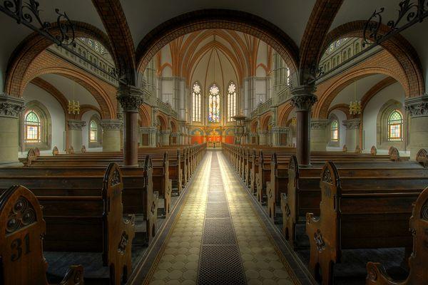 Sankt Petrikirche - 1
