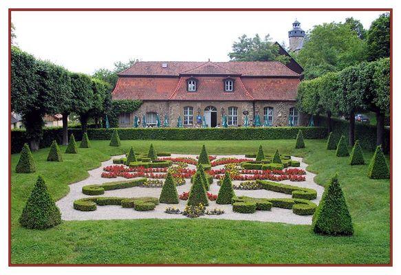 Sanspareil und Burg Zwernitz