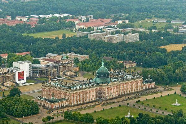 Sanssouci-1.Luftaufnahme