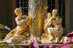 Sanssouci - Figuren am chinesischen Teehaus