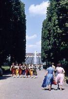 Sanssouci in den 60er Jahren