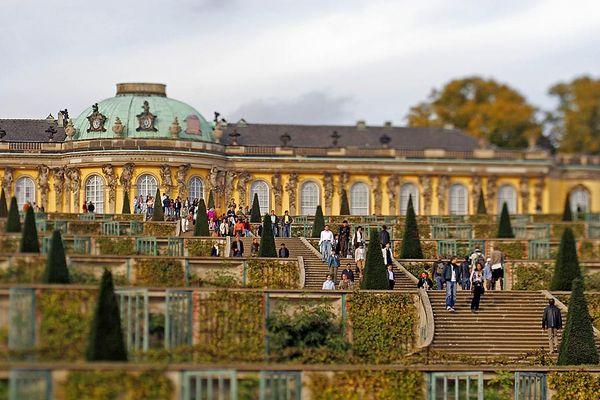 Sanssouci No.2