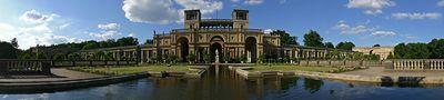 Sanssouci - Orangerie von Heinz Höra