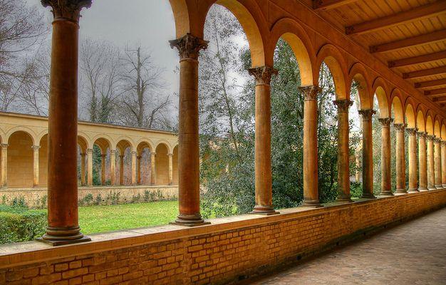Sanssouci Säulen1