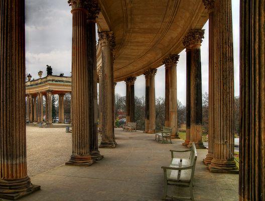 Sanssouci Säulengang