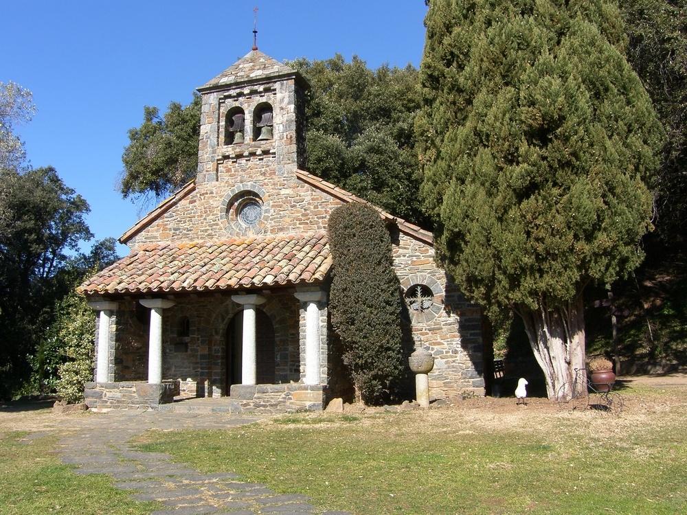 Sant Bernat Montseny