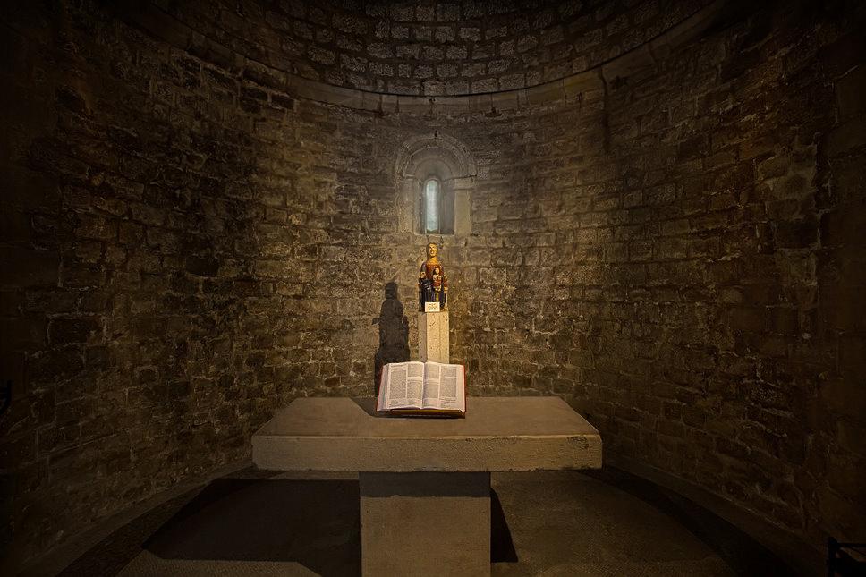 Sant Pau del Camp  VI