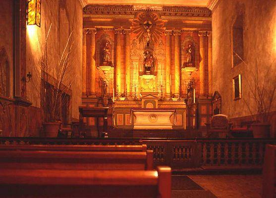 Santa Babara Mission
