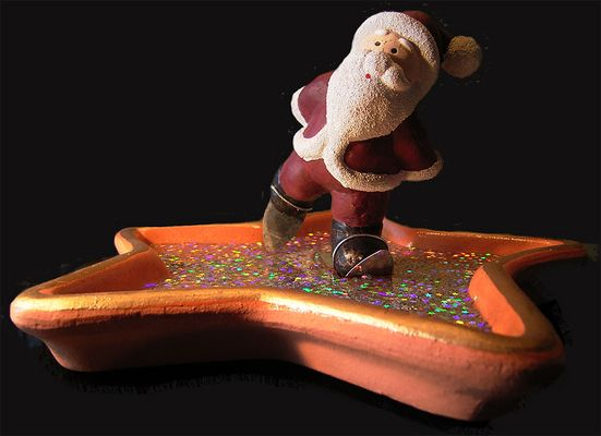 Santa Claus is coming to SKATE