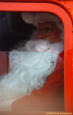 Santa Claus kommt ...
