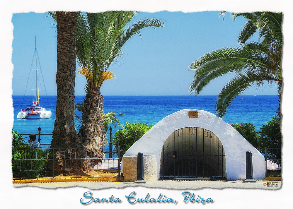 Santa Eulalia Karte