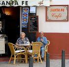 Santa Fe, café
