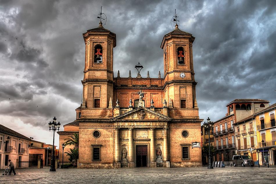 Santa Fe, Granada