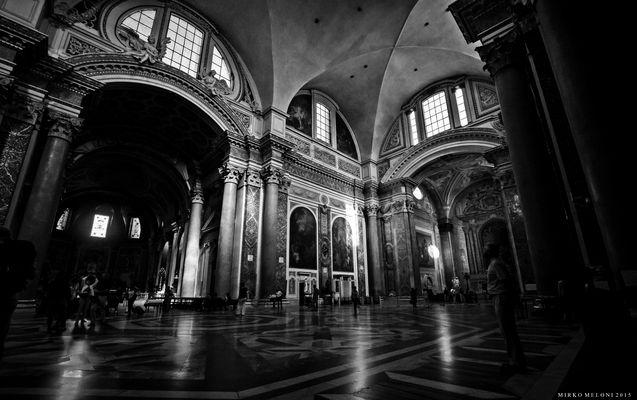 Santa Maria degli Angeli - particular