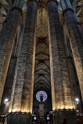 Santa Maria del Mar. Barcelona