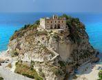 Santa Maria Dell'Isola in Tropea/Kalabrien