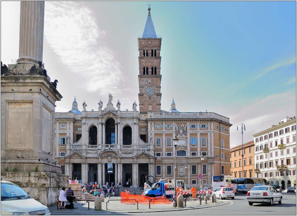 ... Santa Maria Maggiore ...