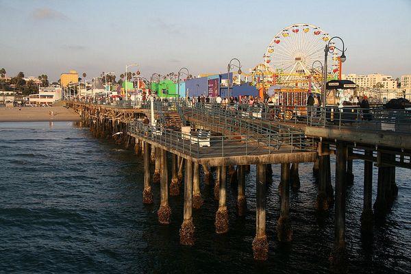 Santa Monica L.A.