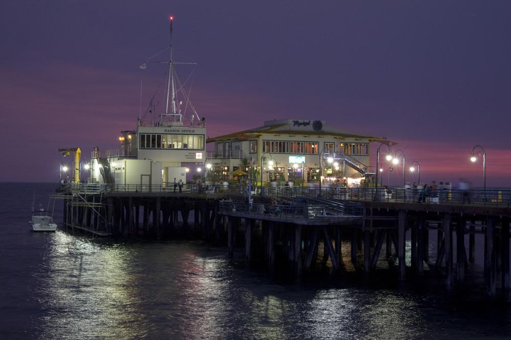 Santa Monica Pier - Kalifornien