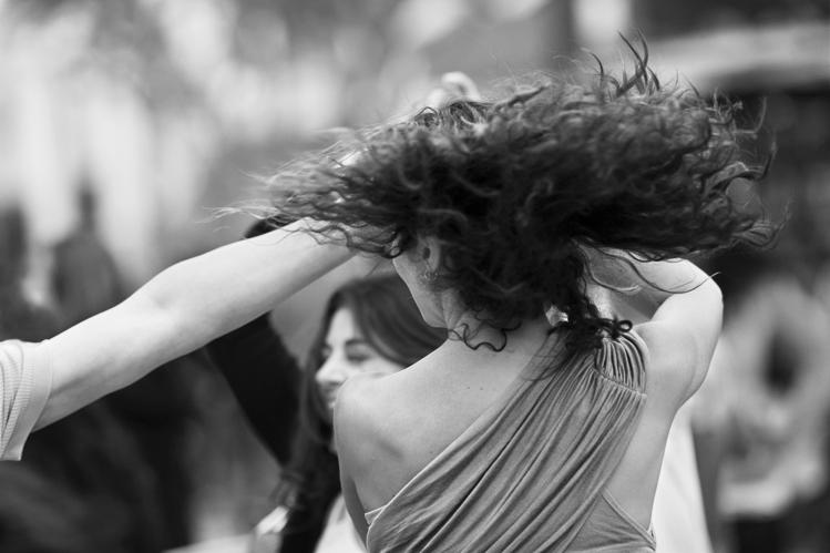Santa Monica Promenade Dancers 2011-07-17 #39