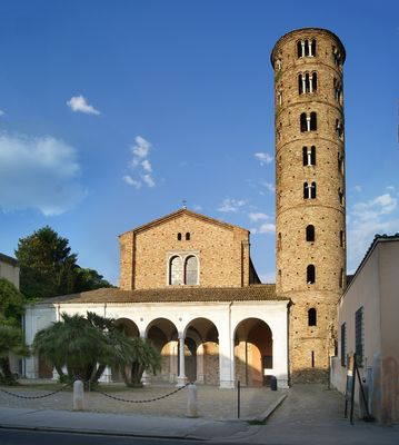 Sant'Apollinare Nuovo in Ravenna