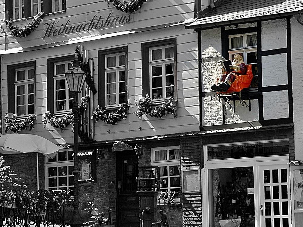 Santas Stuhl.....