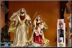 Santi e Vino....Auguri di Felice Natale amici.