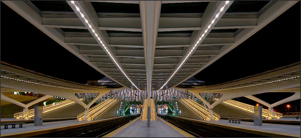 Santiago Calatrava (R) ...