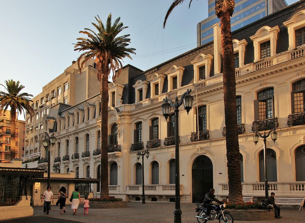 Santiago City Centre