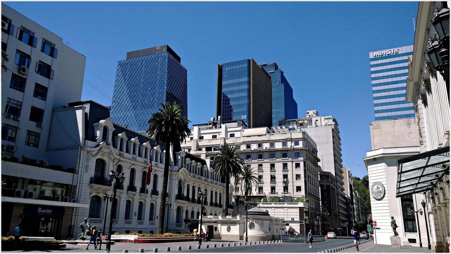 Santiago de Chile.................