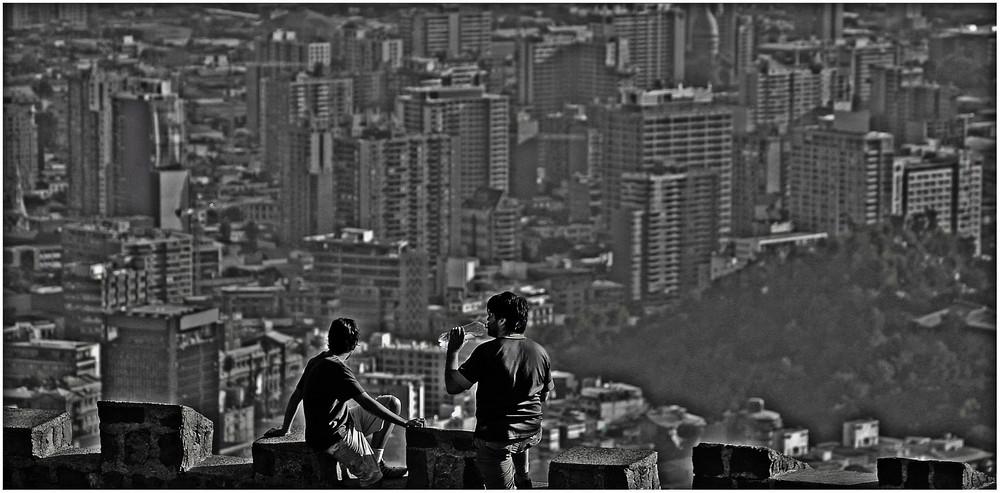 Santiago de Chile ...