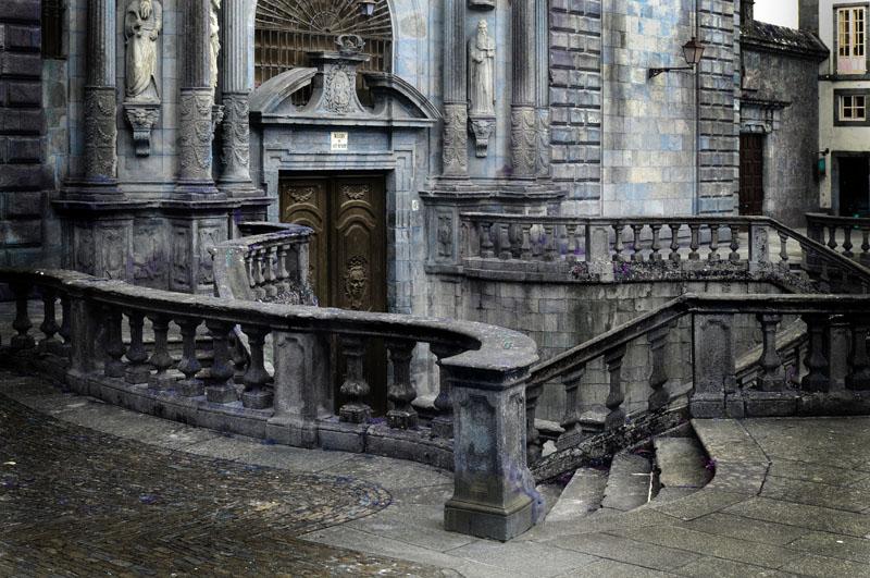 Santiago de Compostela otro punto de vista