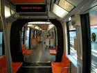 Santiago U-Bahn Chile