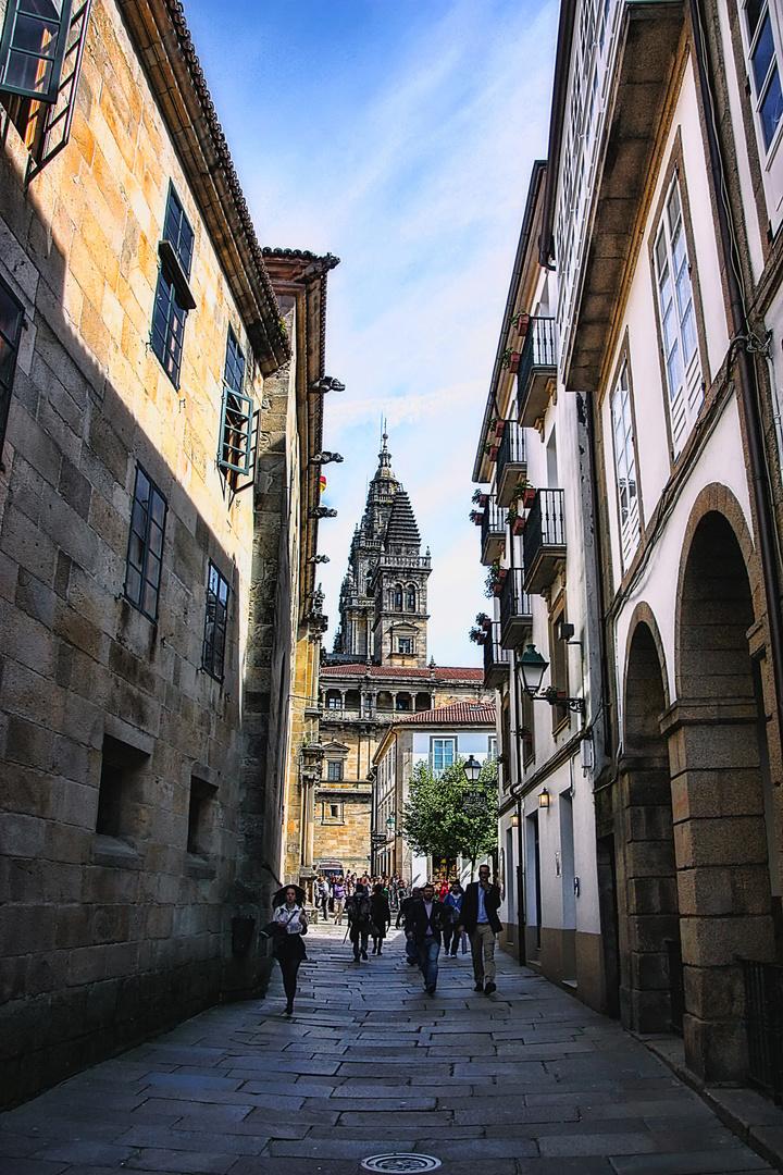 Santiago...una bella ciudad1 (Dedicada a Arturo medina)