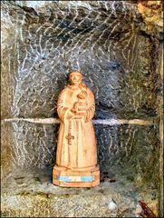 Santo António naïve.