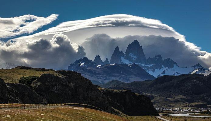 Santo Cerro Chaltén