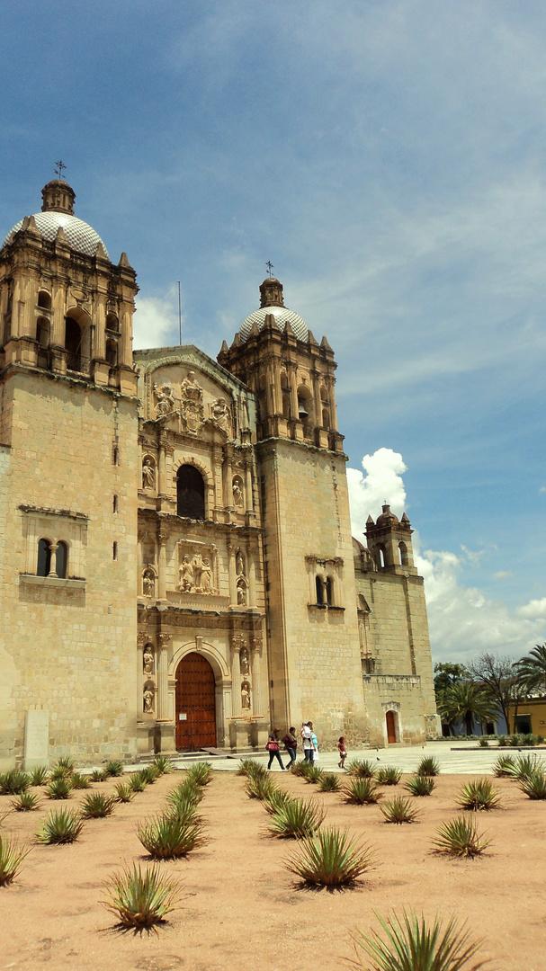 Santo Domingo con aroma a cantera.