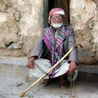 santón en Yemen