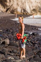 Santorin Lost Beaches