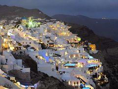 Santorini by Night