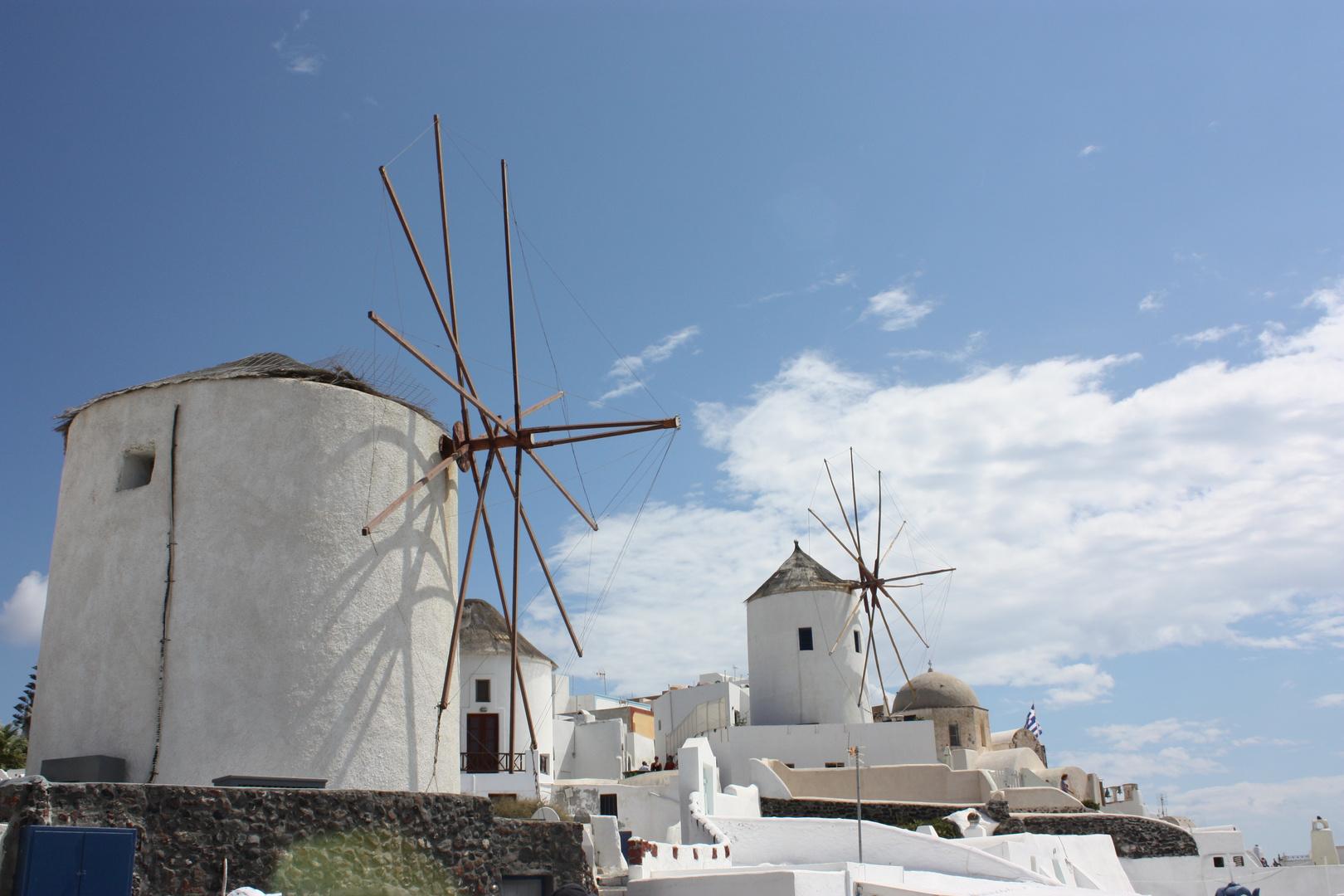 Santorini die Zweite