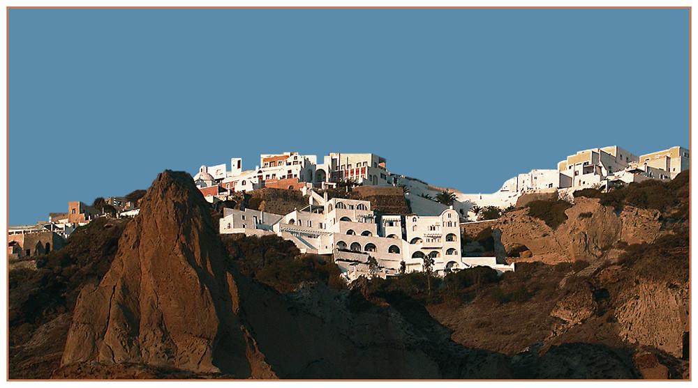 Santorini insolita