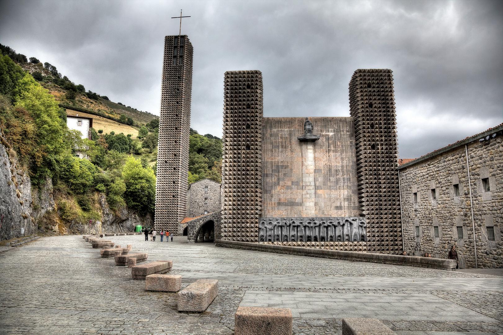 Santuario de Aránzazu