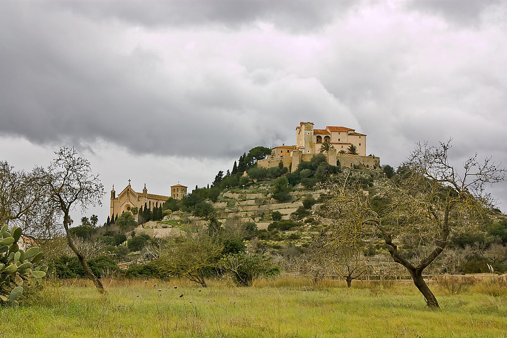 Santuario de Sant Salvador (Artá)