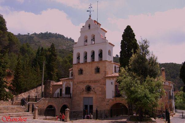 Santuario del Remedio, Utiel (Valencia) 1