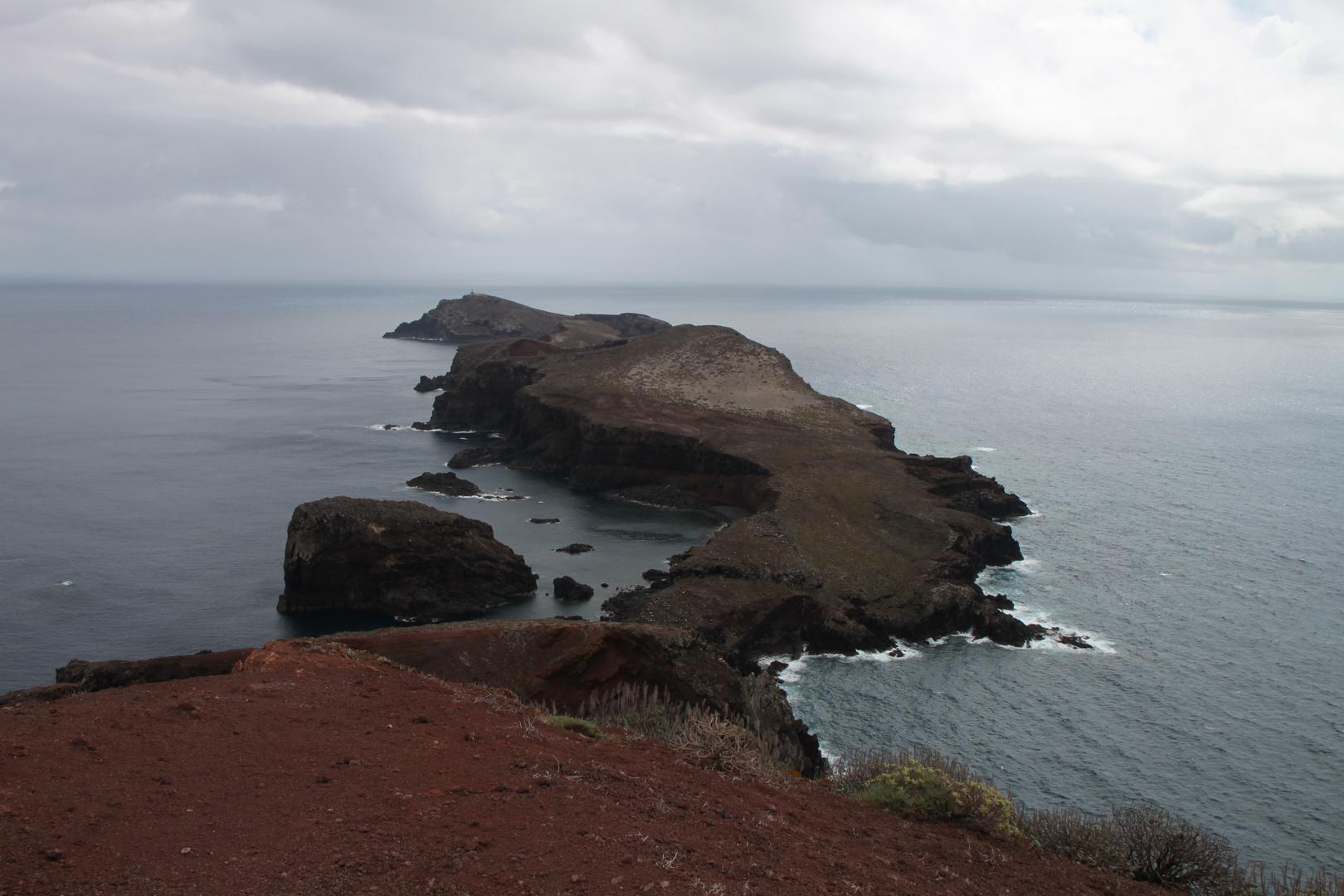 Sao Lourenco - Ostspitze Madeira's