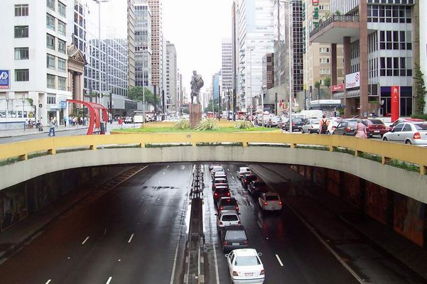 Sao Paulo, Avenida Paulista