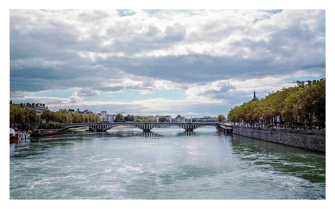 Saône - Lyon